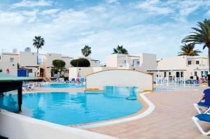 Het zwembad bij of vlak bij Alisios Playa
