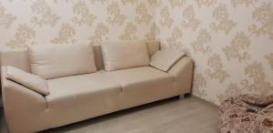 A seating area at Apartment at Krylova
