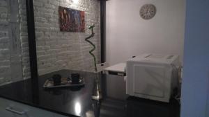 Ein Badezimmer in der Unterkunft Luz de Chamberí