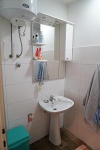A bathroom at RS Apartmani