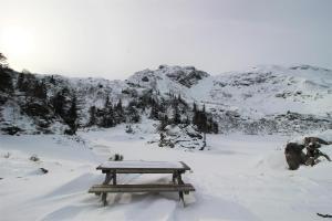 L'établissement Toupinat en hiver