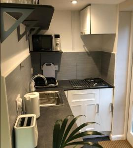 A kitchen or kitchenette at 4 Agars Place