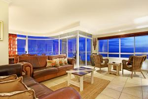A seating area at Ocean View
