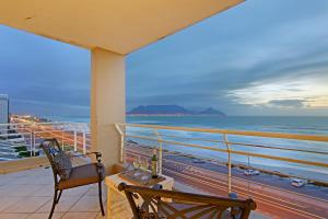 A balcony or terrace at Ocean View