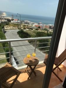 A balcony or terrace at Casa Green Hill