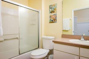 Salle de bains dans l'établissement Terra Verde Resort 111