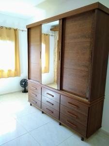 Łazienka w obiekcie Mina do Capote