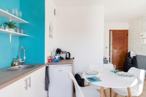 Kuchnia lub aneks kuchenny w obiekcie LP Anne
