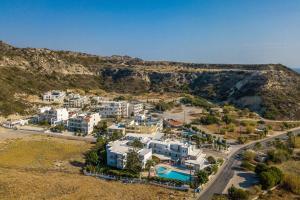 A bird's-eye view of Irinna Hotel-Apartments