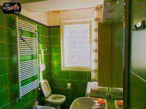Een badkamer bij Ca'Marcello 2000 Palace