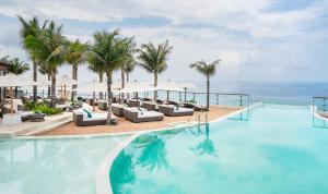 The swimming pool at or near The Edge Bali