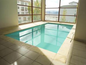Nexos Barilocheの敷地内または近くにあるプール