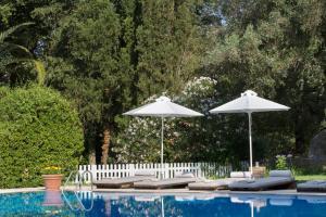 Πισίνα στο ή κοντά στο Pelecas Country Club