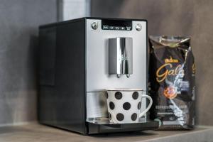 Kaffee-/Teezubehör in der Unterkunft ELOUISA sweet HOME APPARTEMENTS