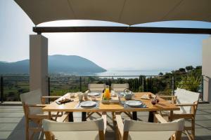 Εστιατόριο ή άλλο μέρος για φαγητό στο Anemos Luxury Villas
