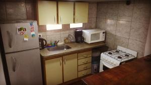 A kitchen or kitchenette at Monte Negro