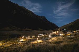 Minaret Station Alpine Lodge