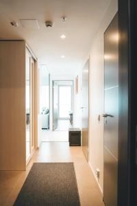 Kylpyhuone majoituspaikassa Tunturinlaita D3