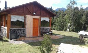 Cabaña Ecopueblo Pualafquen