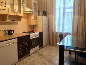 Apartment in the city center 주방 또는 간이 주방