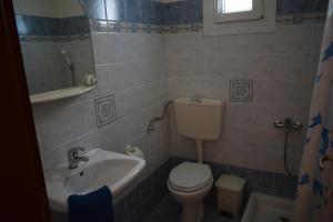 Kúpeľňa v ubytovaní Mariren