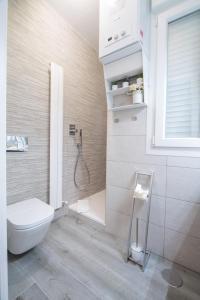 Koupelna v ubytování Apartamento cerca de la estación de Atocha