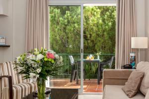 Zona d'estar a Ona Alanda Club Marbella