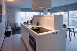 Кухня или мини-кухня в Urban Residences Rotterdam