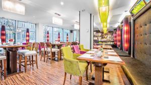 Restaurant ou autre lieu de restauration dans l'établissement Don Prestige Residence