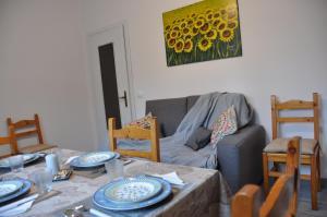 A seating area at Villa Paolina Ceriale - app. 4 posti