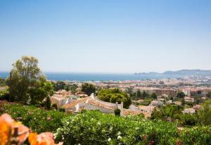 A bird's-eye view of Bella Vista