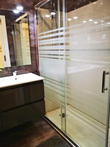 A bathroom at Sintra Design Apartment