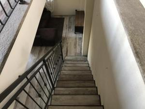 A balcony or terrace at A ca di Elisa&Pietro