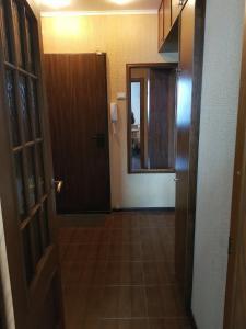 A bathroom at однокомнатная квартира
