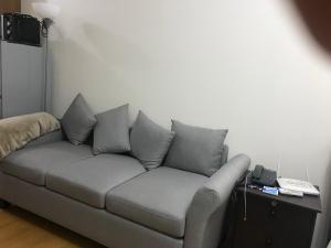 A seating area at 8 Adriatico Branson's Condotel