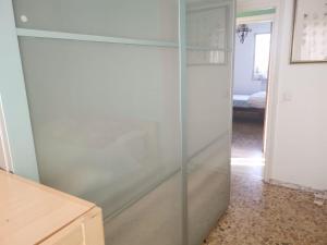 A bathroom at CHALET AMPLIO Y LUMINOSO