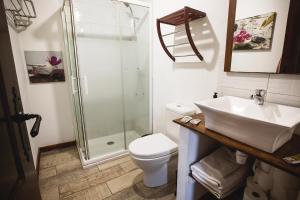 Un baño de Casa Spa El Capricho de Miguel