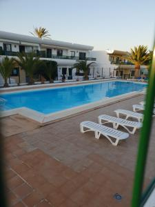 The swimming pool at or near Dunes Project
