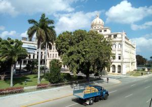 Casa Sra. Saily Perez HABANA VIEJA