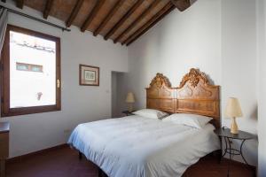 Letto o letti in una camera di Amalia Apartment - Mercato Centrale
