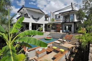 Studio indépendant luxe villa architecte piscine