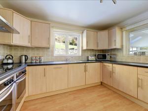 A kitchen or kitchenette at Spedding Fold