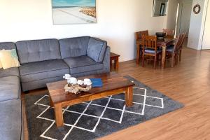 A seating area at Waterview Resort