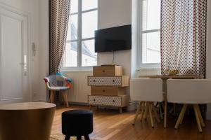 TV o dispositivi per l'intrattenimento presso la Casa D'estève