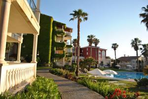 The swimming pool at or near Aparthotel HG Jardin de Menorca