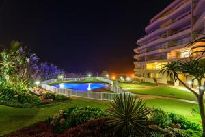 The swimming pool at or close to Ballito Luxury beach front Apartment