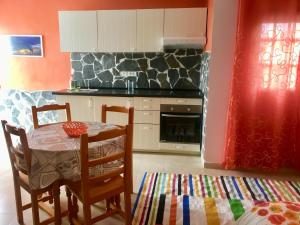 A kitchen or kitchenette at Finca Arcoiris
