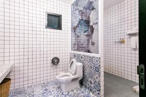Een badkamer bij Seava House Ao-Nang Krabi