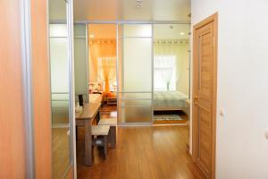 Ванная комната в Apartment VLcome Rooms