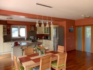 Cucina o angolo cottura di Apartments Apple Garden-1